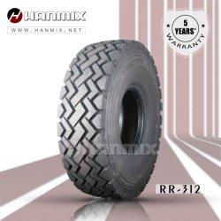 Hanmixの道を離れた放射状の企業の農業E2/L2のグレーダーの工場ローダーの等級すべての鋼鉄タイヤ放射状OTRのタイヤ18.00r25 (505/95R25)