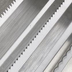 Espuma horizontales CNC Corte/banda de oscilación de la cuchilla de corte de contorno/máquinas CNC de la banda de oscilación de la hoja de sierra y la circulación de las cuchillas de la banda, dientes