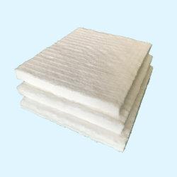 Ignífugos resistentes al calor de 1260 manta de fibra cerámica para el aislamiento de la caldera