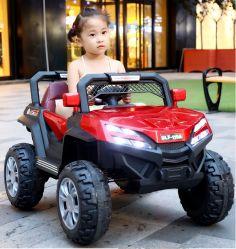 Gebildet in der China-Kind-Fahrt auf Auto mit Batterie-Kind-Batterie Automobil-Straßenfahrzeug-Schwingen-Automobil-Sitzen laufen lassen und Fernsteuerungs