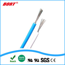Aislamiento de la FEP Teflón de plata de alta temperatura Cable Eléctrico UL1332