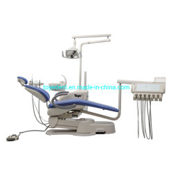 China Direito de fábrica &Canhotos cadeira odontológica Unidade com 3 memórias