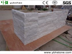 ナチュラルピュアホワイト / ブラック / イエロー / ラスティ / グリーンカルチャーレドストーン / フィールドストーンストーン / ウォールクラッドデコレーション用スレート / 外部 壁 / 造園壁の石