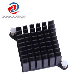 산업용 전자 장비 RGB 팬 PC 쿨러 노트북 PC 쿨러 중국 알루미늄 Ra의 프로젝터 Fin 공기 냉각 장비