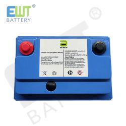 Lifeo4 de Elektrische Auto van 3.2 van de Volt van het Lithium van het Ijzer van het Fosfaat Pakken van de Batterij
