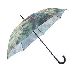 Goedkope gepersonaliseerde Logo Printing Promotionele Straight Umbrellahot Sale Producten