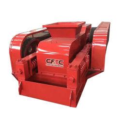 고품질 2pgc450 * 500 더블 투스 롤러 쇄석 기계 페루