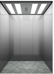 تصميم مصعد عالي السرعة لرفع المريض بفراش المستشفى