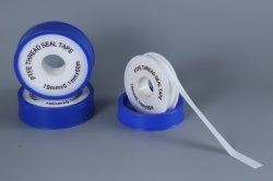 Bande adhésive de filetage PTFE avec la couleur blanche pour tuyau