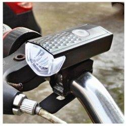 Sate-Lite faro ricaricabile della bici del USB della lampada della bicicletta dell'indicatore luminoso della bici da 500 lumen