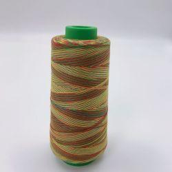 Hilo de bordar Rainbow hilo de coser para la Cruz