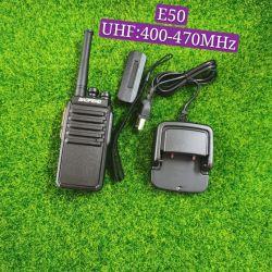 고품질 UHF 워키토키 400-470MHz 아마추어 무선 기사