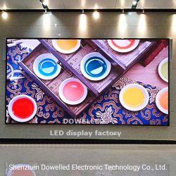 P2 سينما 2K، معدل تحديث عالي 4K، شاشة رقمية 3840 هرتز شاشة LED داخلية كاملة الألوان ولوحة تلفزيون
