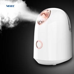 Private Label Nano agua caliente de iones de humedad de la piel facial eléctrico de lujo en el vaporizador vaporizador cara
