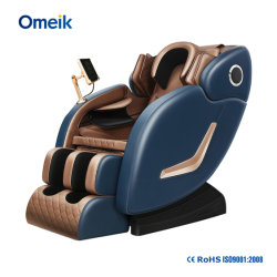 Comercio al por mayor de ocio de alta calidad de atención de salud del cuerpo humano Streching tailandés de cuerpo completo sillón de masaje con pantalla táctil de control remoto
