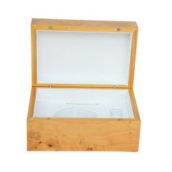 سعر معقول صندوق تجميل خشبي هدية التغليف العطور