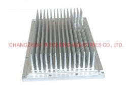 Profil d'Extrusion de Dissipateur thermique anodisé personnalisés- radiateur en aluminium