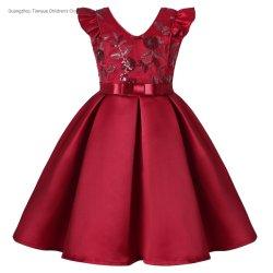 تصميم الأزياء الأطفال فريد الرسمي اللباس frock مساء حفل زفاف ملابس الأطفال زواج اللباس