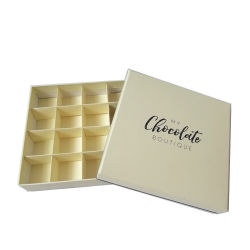 بالجملة عالة يشخّص شوكولاطة طعام يعبّئ رقيق هبة [ببر بوإكس] مع [ببر تري]