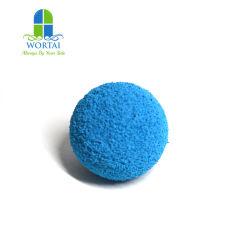 Cuscinetto in spugna di gomma per pulizia tubo condensatore a sfere standard da 18 mm
