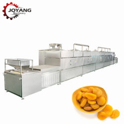 100kg / H Fruchtkonservierte Mikrowellen-Sterilisationsmaschine