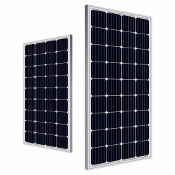 100 W 110 W 120 W 130 W 140 W 150 W 160 W 170 W SILICIUM PV Module Mono zonnepaneel