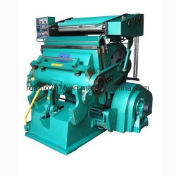 Rtml750 Cartón Troqueladas Pulse Jigsaw Puzzle Troquelado máquina