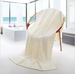 De in het groot Milieuvriendelijke Natuurlijke Zachte Badhanddoek van de Hand van de Doek van de Was van de Handdoek van het Bamboe