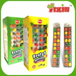 Bonbons d'emballage des fruits tendres Jelly Bean