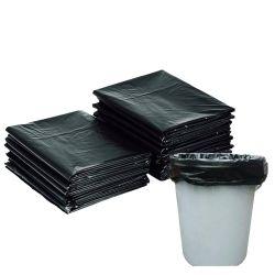 De hete Verkoop Gekleurde Vlakke Pak ster-Verzegelde Vuilniszakken van het Broodje HDPE/LDPE