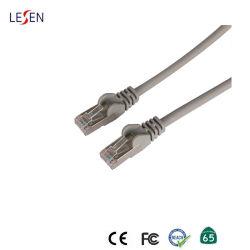 UTP/FTP/STP/SFTP Cat5e Cat5 cabo RJ45 Cat6 patch cord