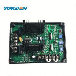 20Un regulador de voltaje automático AVR para el generador