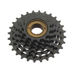La velocidad de 6 piezas de bicicleta bicicleta rueda libre de fricción (HFW-004)