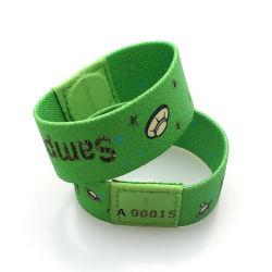 L'usine OEM Cadeaux Beauté Polyester équilibre bracelet RFID actif