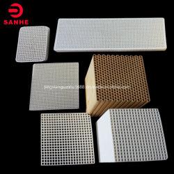 Filtro de cerámica en forma de panal de alta calidad Junta para la metalurgia, la filtración se derrite el Metal de fundición