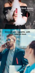 Liga de Alumínio ultrafinos ocasional e cigarros podem ser Multi-Flavor OEM