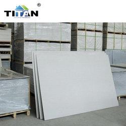 Design de casa 4 pés x 8 pés da placa de fibra de cimento para o Teto