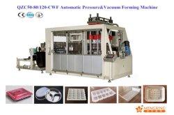 Pressione automatica & vuoto di Qzc50-80/120-Cwf che formano macchina (Mengxing)