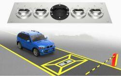 Abnm-Uvss08 Water-Proof fijo bajo el sistema de inspección de seguridad del vehículo