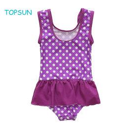 Оптовая торговля печатной продукции одежды детей малышей пляж износа kids кусок девочек купальный костюм