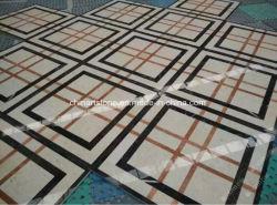 Water-Jet mosaicos de mármore/mosaico/ Padrão para azulejos do piso