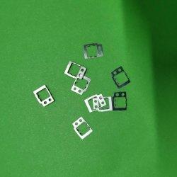 OEM het Stempelen van het Metaal van het Roestvrij staal van de Precisie Deel op het Mobiele Vervangstuk van de Telefoon