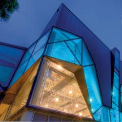Prefab/construções/Prédio de aço modular para Villa/Office/Quarto/sala de estar / Studio/Museum