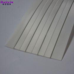 Pièces ABS blanc avec barre de cuivre Co Extrusion de feuilles en plastique