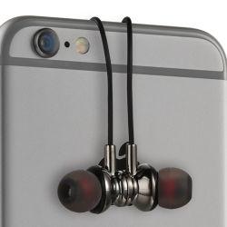Универсальный беспроводной спортивные наушники Bluetooth гарнитуры магнитных вкладыши подарок