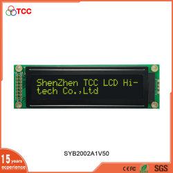 Baugruppe16 Pin-Bildschirmanzeige 7066cbxb 6800 4bit/8bit Spi 3/4-Wire I2c Tcc-20X2 kleine LCD Serien-/parallele LCD-Zeichen-Bildschirmanzeige