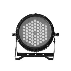 RGB LED チューブ DMX 60W PAR ライト屋外 Gobo プロジェクタ