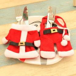 Рождество одежды брюки посуда мерная ложка ножа крышки модуля подушки безопасности подушки безопасности вилочного захвата