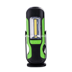 Bdは工具セットの実用的な磁気点検を用いる3W + 1W作業ランプ高い明るさLEDのトーチ4のフラッシュモードをつける