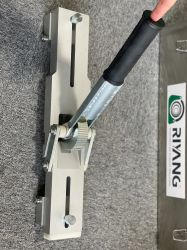 PEの管の端の計画のツール、DN110- DN800のPEの管の外部DebeaderのラチェットのPEの管のスクレーパーのツールの端のプレーナー